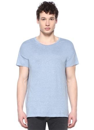 Karnaby Mavi Keten T-shirt