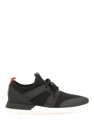Meline Siyah Logolu Çorap Formlu Kadın Sneaker