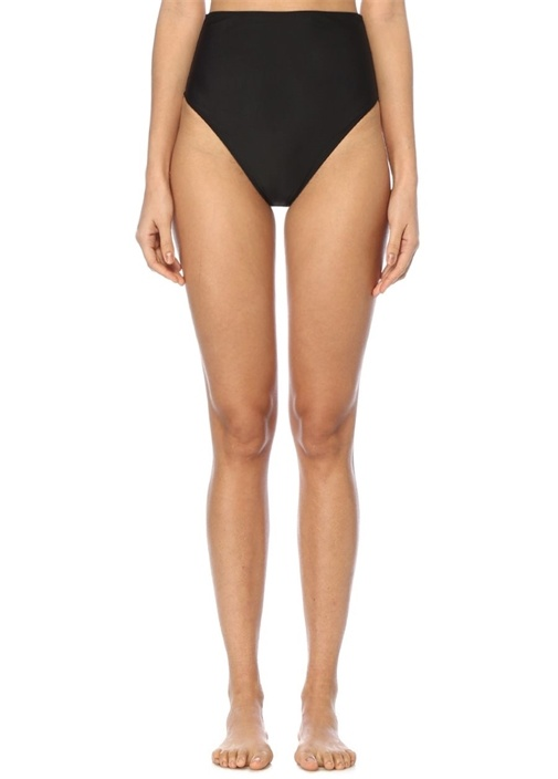 Hayworth Siyah Yüksek Bel Bikini Altı