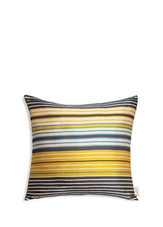 Kutnia Sarı Çizgili 45x45 Cm Dekoratif Yastık Ürün Resmi