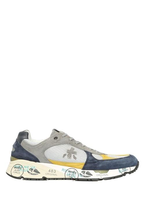 Mase Colorblocked Baskı Detaylı Erkek Sneaker