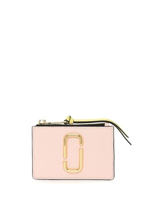 Marc Jacobs Colorblocked Logolu Kadın Deri Kartlık – 1199.0 TL