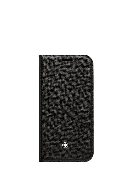 Meisterstück Galaxy S7 Edge Deri Telefon Kılıfı