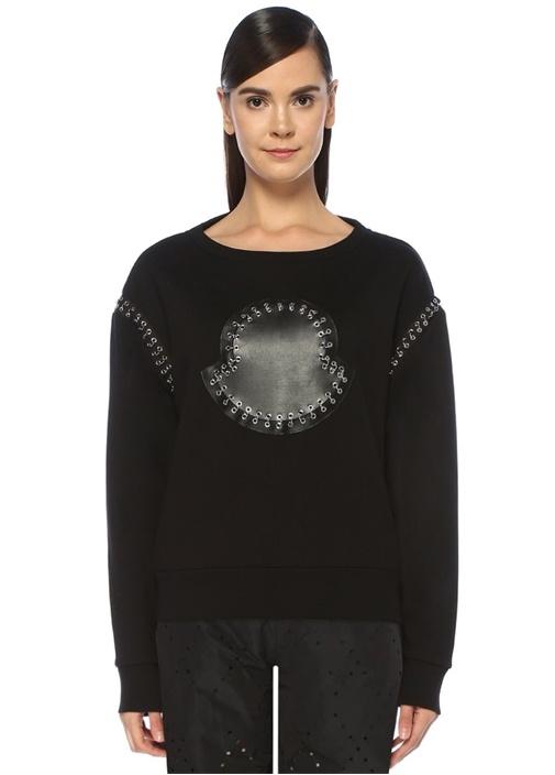 Moncler Genıus 6 Moncler Noir Kei Ninomiya Siyah Sweatshirt – 6250.0 TL