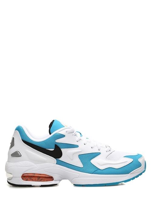 Air Max 2 Light Mavi Beyaz Erkek Sneaker