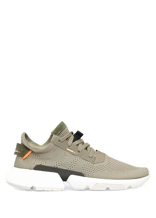 POD S3 1 Haki Erkek Sneaker