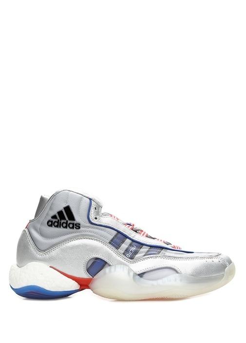 98 X Crazy Byw Metalik Silver Erkek Sneaker