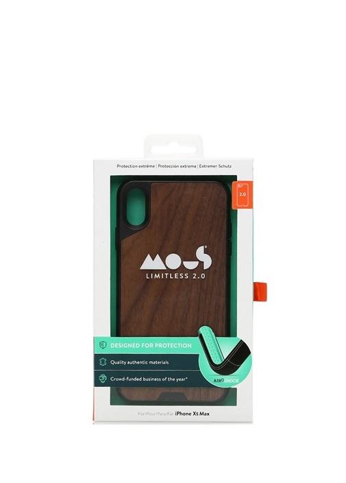 Kahverengi iPhone Xs Max Telefon Kılıfı