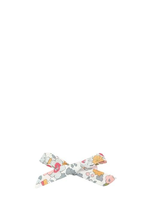 Liberty Çiçek Desenli Kız Çocuk Saç Aksesuarı