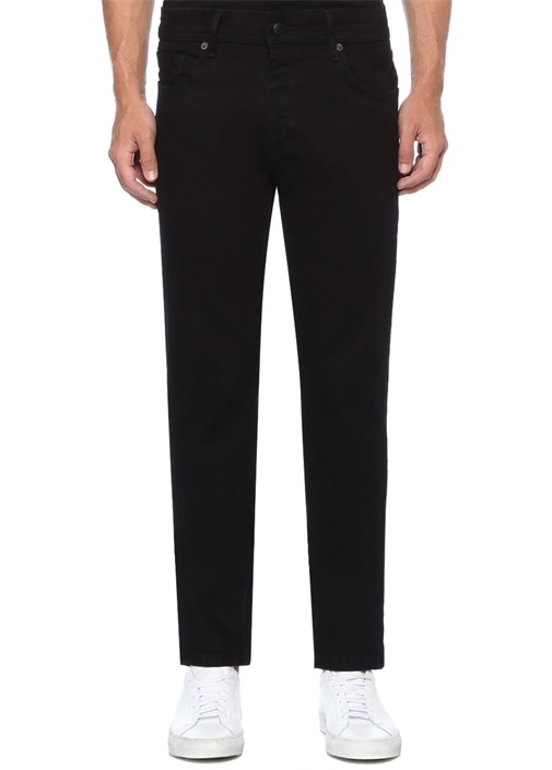 Straight Fit Lacivert Normal Bel Jean Pantolon
