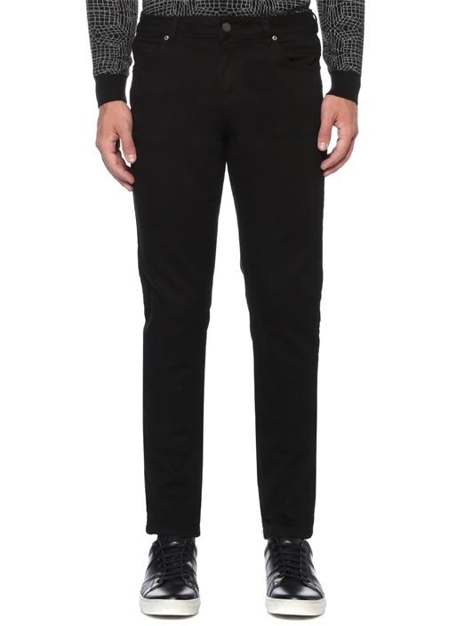 XSlim Fit Siyah Normal Bel Jean Pantolon