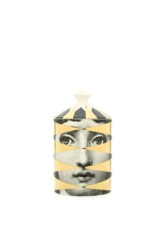 Profumi Scented 300 gr Porselen Kokulu Mum Altın Rengi