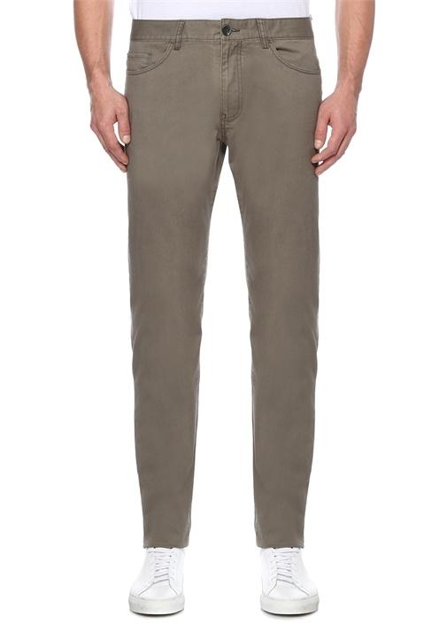 Slim Fit Vizon Spor Pantolon