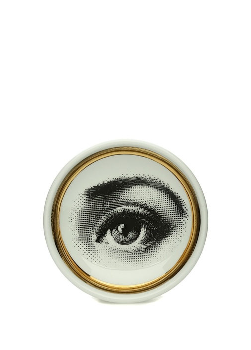 Tema e Variazioni No 35 Porselen Kül Tablası