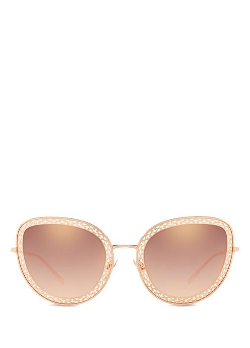 Cuore Sacro Pembe Cat Eye Kadın Güneş Gözlüğü