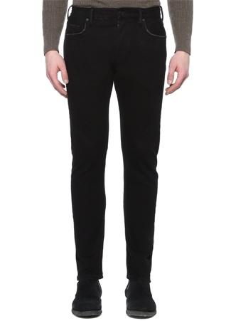 Straight Skinny Rex Siyah Jean Pantolon