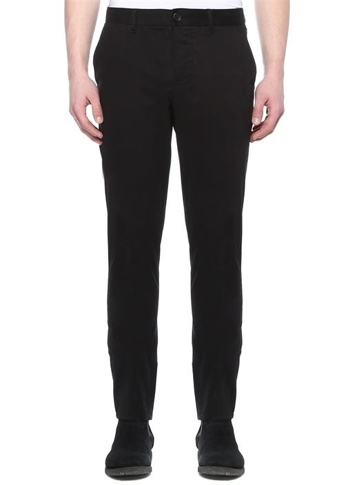 Slim Fit Felix Siyah Normal Bel Pantolon