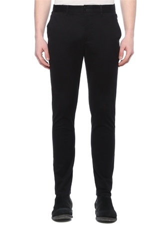 Slim Fit Felix Lacivert Normal Bel Pantolon