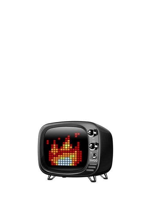 Tivoo Siyah Pixel Art Smart Bluetooth Hoparlör