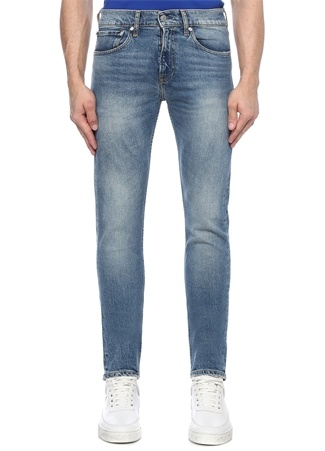 Skinny Fit Modern Classic 016 Mavi JeanPantolon