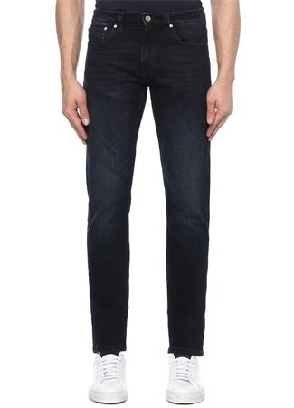 Slim Fit Modern Classic Lacivert Jean Pantolon