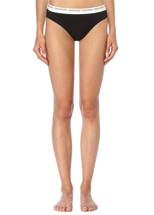 Calvın Kleın Siyah Beyaz Logolu Brazilian Bikini Altı – 249.0 TL