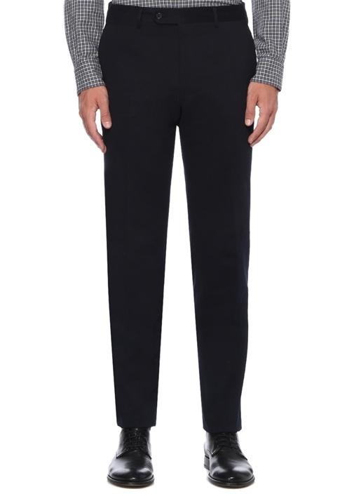 Drop 7 Lacivert Normal Bel Pantolon