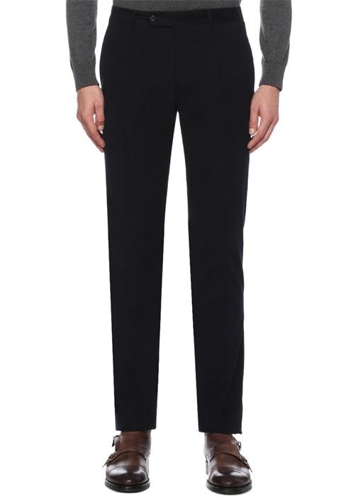 Drop 8 Slim Fit Lacivert Normal Bel Pantolon