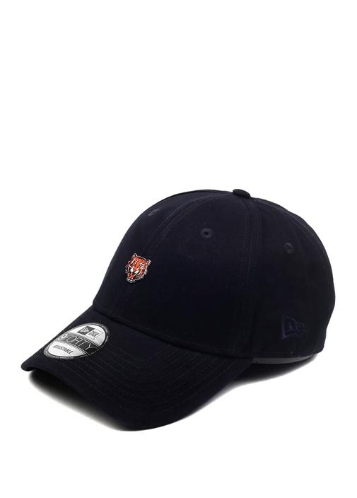 9 Forty Pin Badge Detroit Kaplanlı Kadın Şapka