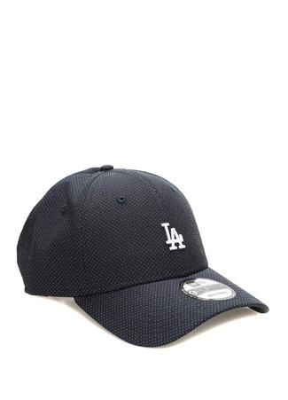 New Era Erkek Los Angeles Nakışlı Lacivert Desenli Şapka EU male Standart