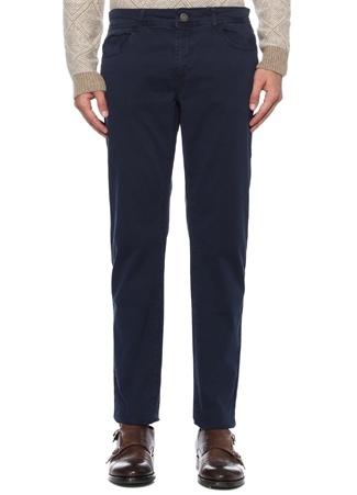 Lacivert Normal Bel Boru Paça Spor Pantolon