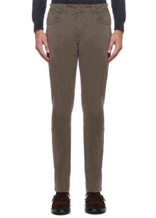 Vizon Normal Bel Boru Paça Spor Pantolon