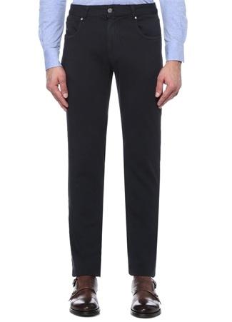 Cinque Lacivert Normal Bel Boru Paça Pantolon
