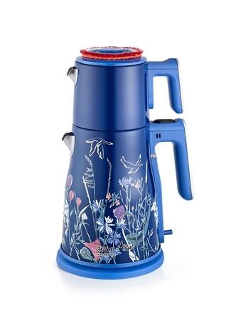 x Arzum Harman Delux Çaydanlık Mavi