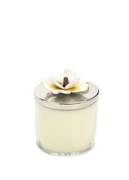 Magnolia Kapaklı Mum