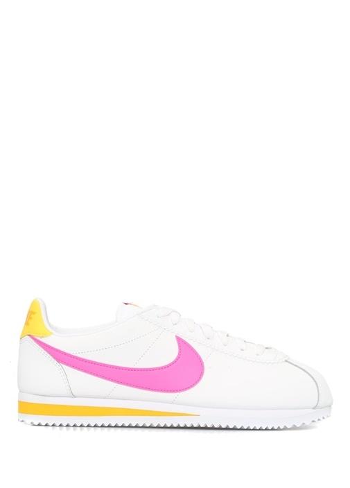 Nıke Classic Cortez Beyaz Kadın Deri Sneaker – 349.0 TL