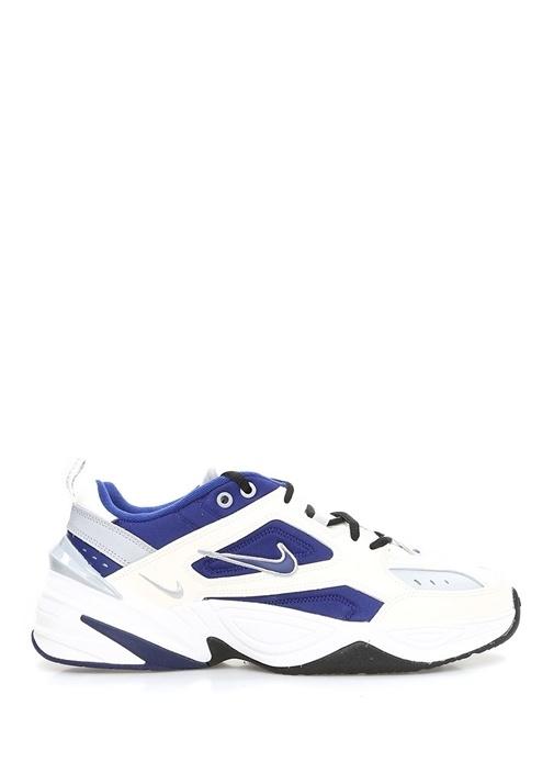 M2k Tekno Beyaz Lacivert Erkek Sneaker