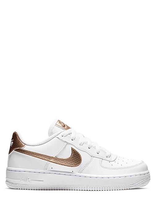 Air Force 1 Ep Beyaz Unisex Çocuk Sneaker