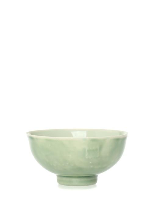 Grandma Small Yeşil Porselen Kase