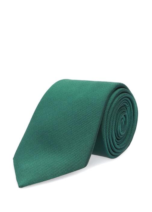 Haki İpek Kravat
