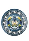 Barok Mavi Tabak