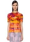 Dream Batik Desenli Baskılı T-shirt