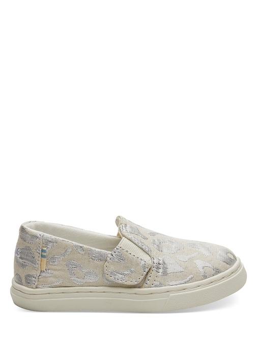 Silver Desenli Unisex Çocuk Sneaker