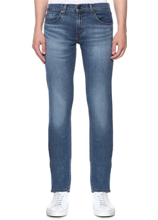 Tyler Slim Fit Mavi Normal Bel Jean Pantolon