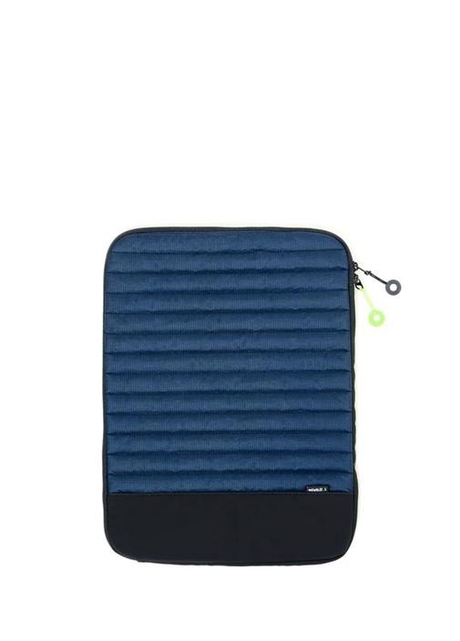 Lacivert Siyah 15 Inch Erkek Laptop Kılıfı