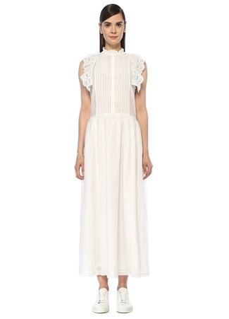 0d5792fa76872 Beyaz Elbise Modelleri ve Fiyatları 2019 | Beymen