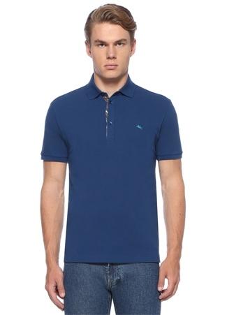 Regular Fit Lacivert Polo Yaka T-shirt