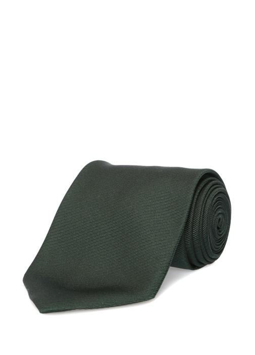 Yeşil İpek Kravat