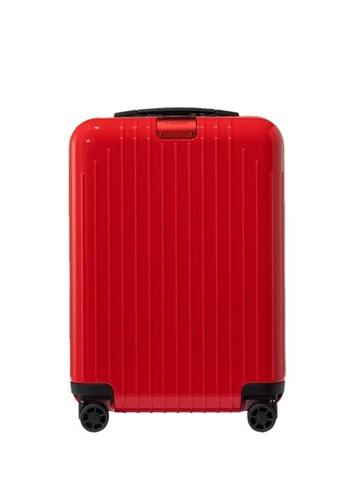 Essential Lite Kırmızı Kabin Boy Bavul