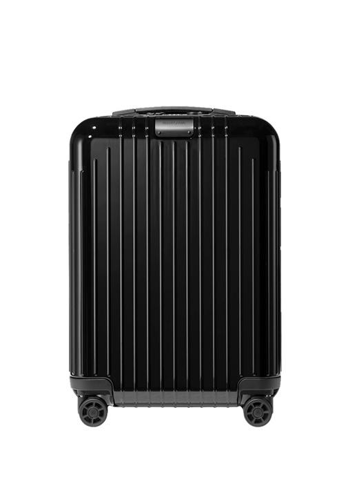 Essential Lite Siyah Kabin Boy Bavul
